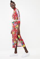 adidas Originals - Graphic dress long sleeve - multi