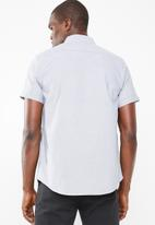 RVCA - That'll do oxford shirt - grey
