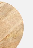 Sixth Floor - Pineapple wooden board