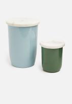 Sixth Floor - Idi canister - blue