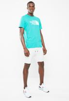 The North Face - Short sleeve easy tee - green
