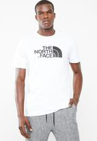 The North Face - Short sleeve easy tee - white