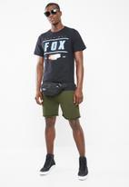 Fox - Team T-shirt - Black