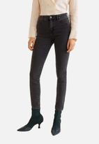 MANGO - Jane skinny jeans - black