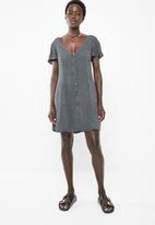 Billabong  - Sunlight dreaming dress - charcoal