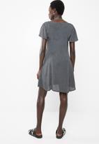 Billabong  - Sunlight dreaming dress - charcoal