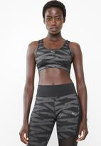PUMA - 4keeps graphic sports bra - black