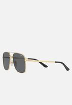 Vogue - Gigi Hadid-VO4083S sunglasses - gold/grey