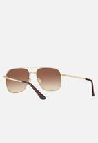 Vogue - Gigi Hadid - VO4083S sunglasses 55mm - gold/brown gradient