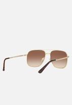 Vogue - Gigi Hadid - VO4083S sunglasses 55mm - gold/brown gradient