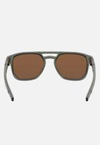 Oakley - Latch beta sunglasses - olive ink/prizm tungsten