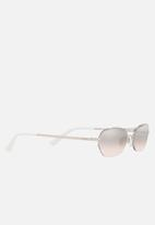 Vogue - Gigi Hadid sunglasses - VO4107S - silver/brown gradient