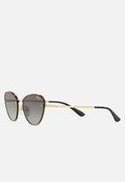 Vogue - VO4111S sunglasses 57mm- gold/grey gradient