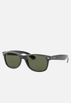 Ray-Ban - New Wayfarer sunglasses 55mm - crystal green/black