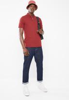 STYLE REPUBLIC - Classic golfer - burgundy
