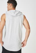 Cotton On - Hustle muscle - grey