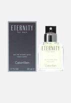 CALVIN KLEIN - CK Eternity For Men Edt - 50ml (Parallel Import)