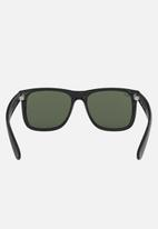 Ray-Ban - Justin sunglasses 55mm - black/green