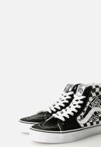 Vans - Sk8-hi - black/true white