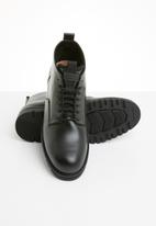 G-Star RAW - Core derby boot - black