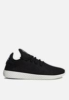 adidas Originals - Pharrell Williams Tennis HU - black/chalk white