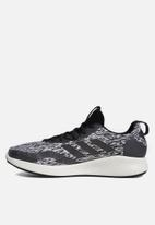 adidas Performance - Purebounce + street - black, grey & white