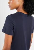 Vero Moda - Day short sleeve T-shirt - navy