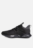 adidas Performance - Alphabounce beyond - black, white & carbon