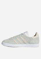 adidas Originals - Gazelle - ash silver, clear brown & ecru tint