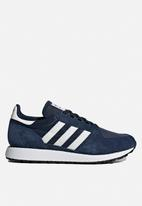 adidas Originals - Forest grove - collegiate navy, cloud white & black