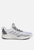 adidas Performance - Purebounce+ street - grey, silver & carbon