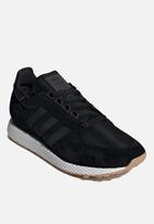 adidas Originals - Forest grove - black & gum