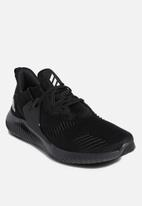 adidas Performance - Alphabounce rc - black, white & carbon