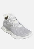 adidas Performance - Alphabounce beyond - white & grey