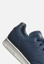 adidas Originals - Stan Smith - collegiate navy - crystal white & grey