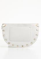 Superbalist - Sabrina crossbody - white