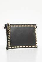 Superbalist - Studded sling bag - black