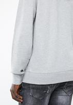 Superbalist - Basic hoodie pullover sweat - grey