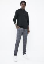 Superbalist - Basic hoodie pullover sweat - black