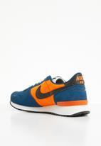 Nike - Air vortex - blue force/black-clay orange-sail