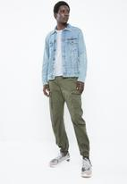 Jack & Jones - Alvin denim jacket - blue