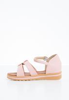 Naughty Kids - Ariana strap sandal - pink