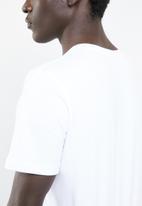 Jack & Jones - Pepsi short sleeve crew neck tee - white