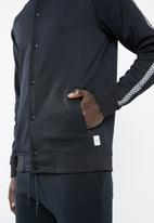 Only & Sons - Race bomber jacket - black