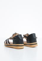Naughty Kids - Annabela strap sandal - black