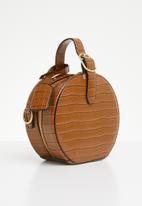 Superbalist - Nell round bag - tan