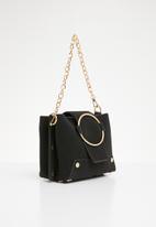 Superbalist - Anja studded bag - black