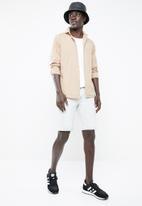 Levi's® - 511 Slim hemmed shorts - blue