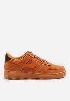 Nike - Air Force 1 '07 LV8 - Monarch-gum med brown-black