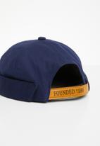 Superbalist - Docker hat - navy